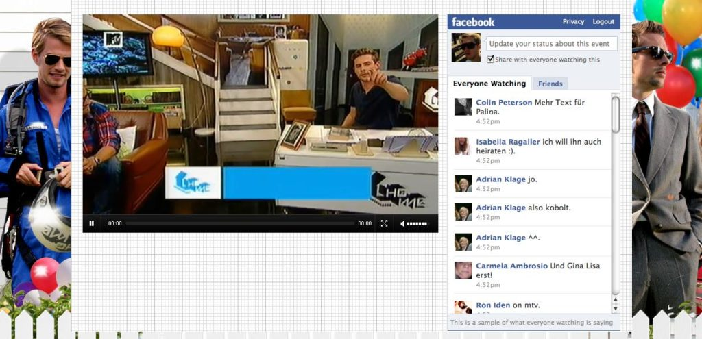 Kurzmitteilungen #5 – Neues Privacy Feature – MTV Home & Facebook Live Feed Review – Facebook für Journalisten