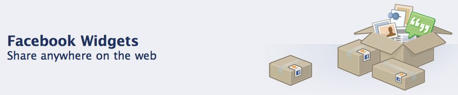 How-To: Facebook Badges