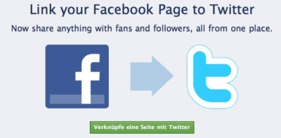 Twitter – Facebook Statussyndication