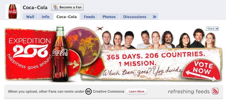 Wie Coca Cola Facebook NICHT nutzt (Gastbeitrag)
