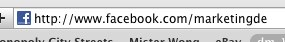 Vanity URL selbstgemacht