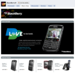 Facebook Page | BlackBerry®