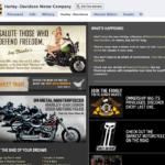Facebook Page | Harley-Davidson Motor Company