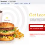 Facebook Page | McDonald's