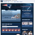 Facebook Page | New England Patriots