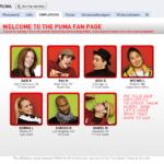 Facebook Page | PUMA