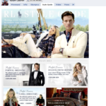 Facebook Page | Ralph Lauren Style Guide