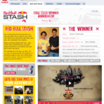 Facebook Page | Red Bull