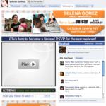 Facebook Page | Selena Gomez