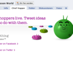 Facebook Page | Sony Ericsson World