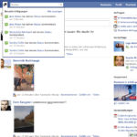Facebook Startseite - (Build 20091102134505)