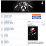 Facebook Page | U2