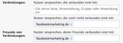 Änderungen bei Facebook Ads
