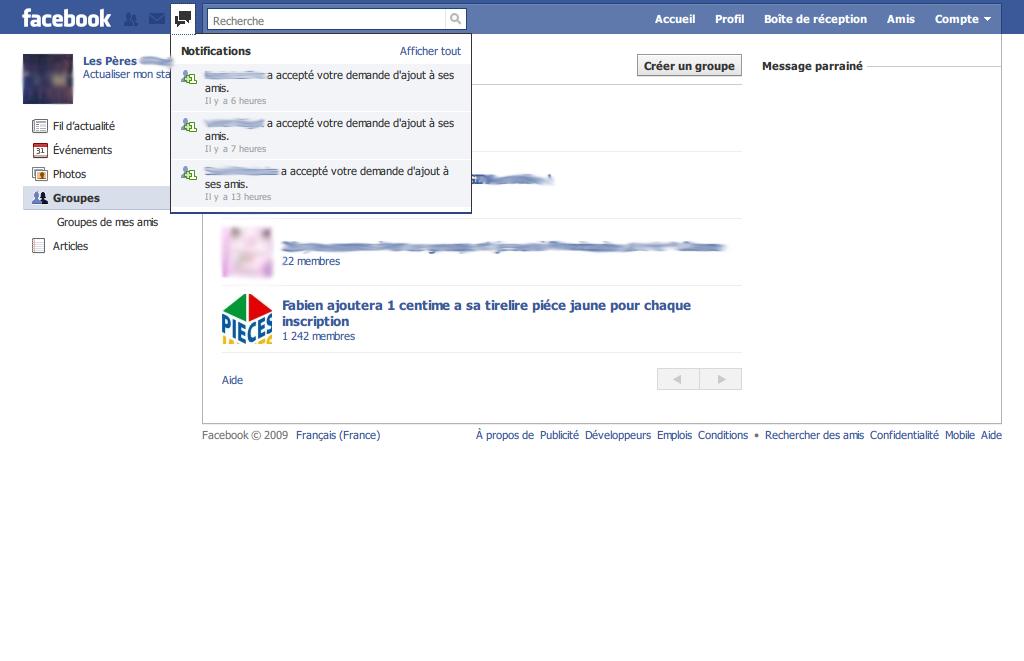 Erste Screenshots: So sieht Facebook 2010 aus