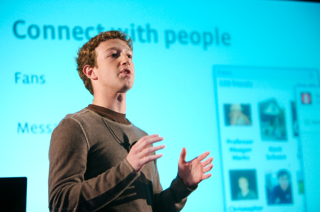 Marc Zuckerberg: An Open Letter