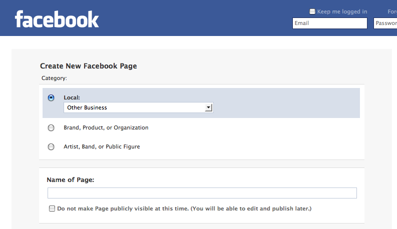 How-To: Facebook FanPage Betreiber kontaktieren?