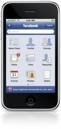 100 Millionen Facebook Mobile Nutzer