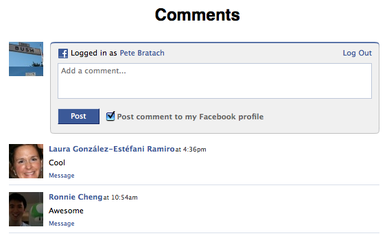 Tutorial: Facebook Kommentarfunktion auf allen Webseiten einsetzen