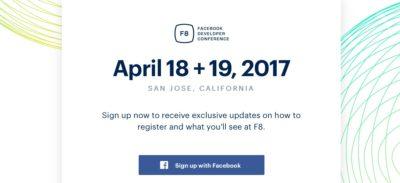 F8 Konferenz – Termin bekannt gegeben