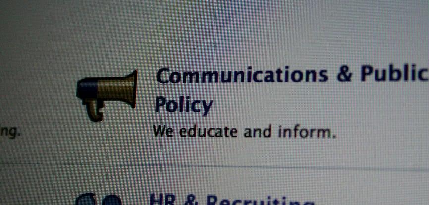 Gegen Spam – Facebook Policy Changes