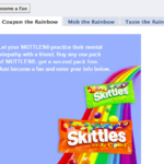 Beispiel Skittles - Tab