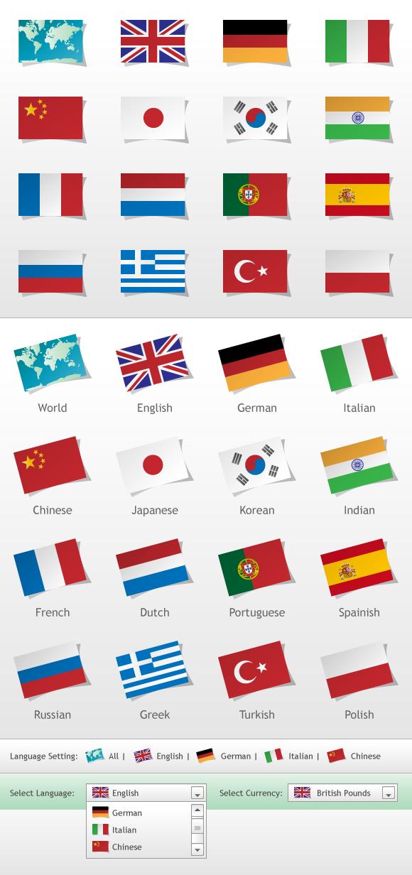 Lokalisierung von Unternehmensseiten – 2 einfache Techniken um mit einer Fanpage auszukommen
