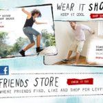 Levis Friend Store