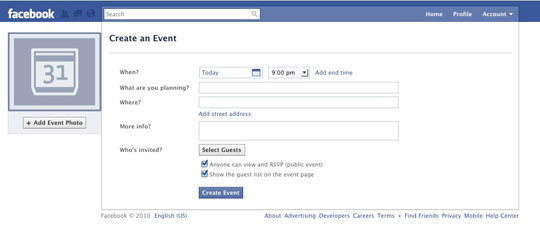 Facebook launcht neue – einfachere – Version der Facebook Events