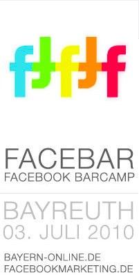 In eigener Sache: Facebar Bayreuth am 03. Juli