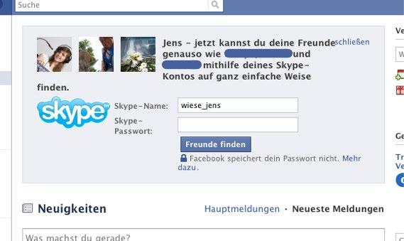 Facebooks Suche nach neuen Nutzer geht weiter
