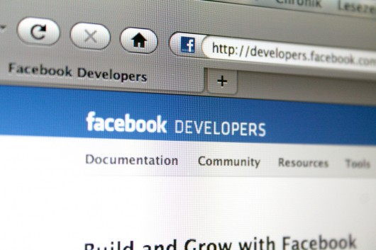 Facebook FBML Programmierung