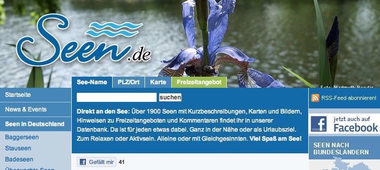Best Practice: Seen.de – OpenGraph ausgenutzt