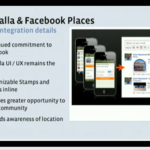 Facebook Places Foursquare & Gowalla Integration