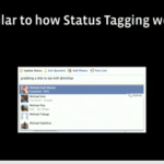 Facebook Places Status Tagging auf dem iPhone