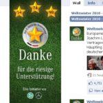 Der 4te Stern für Deutschland