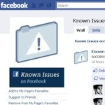 Facebook Issues
