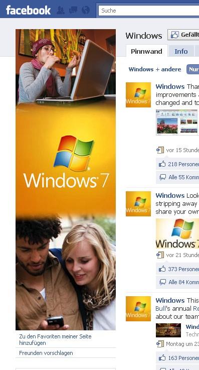 33 Beispiele für gut genutzte Facebook Page Profilbilder