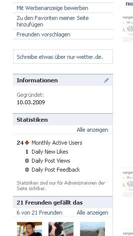 Facebook pusht die neuen Insights