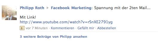 Neu: Facebook Gruppen (eine kurze Zusammenfassung der neuen Features)