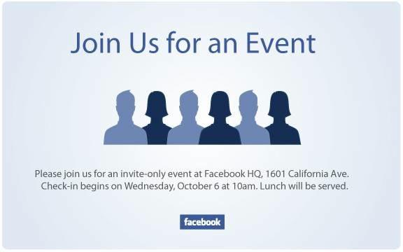 Heute 19 Uhr: Facebook Event und eine brodelnde Gerüchteküche