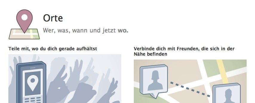 Jetzt: Places geht in Deutschland und der Schweiz online