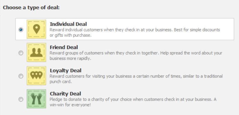 Facebook Deals – Offizielles Facebook Whitepaper: Angebote & Specials für mobile Facebook Nutzer
