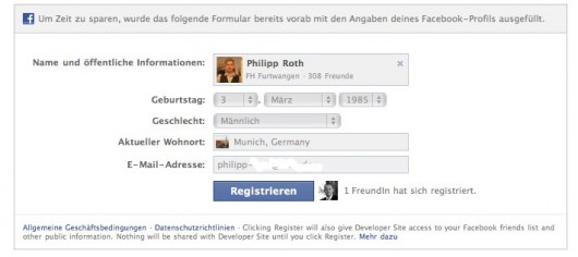 Facebook Login - Facebook Registration Tool