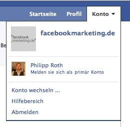Facebook Pages werden zu eigenen Accounts – Trennung von privaten Accounts und Pages bald möglich