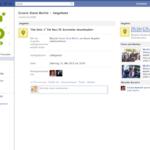 Gravis Facebook Place inklusive der Anzeige des Facebook Angebots