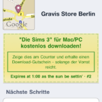 Gravis Facebook Deal - Ab jetzt kann der Gutschein eingelöst werden