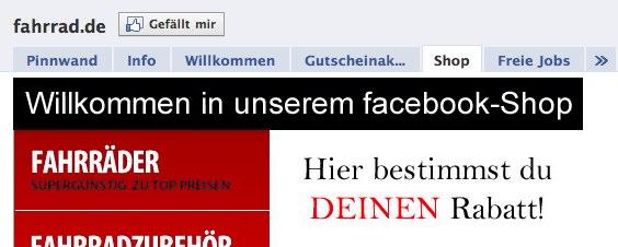 """Facebook HTTPS oder """"Das Jahr der Shops"""""""