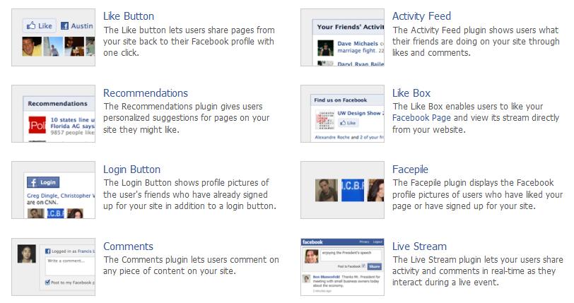 Einsatz von Social-Media-Plugins | Rechtliche Stolperfallen beim Facebookmarketing Teil 14