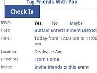 Facebook Events: Veranstaltungen bald mit Check-Ins