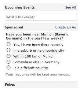 Bist du wirklich in München?